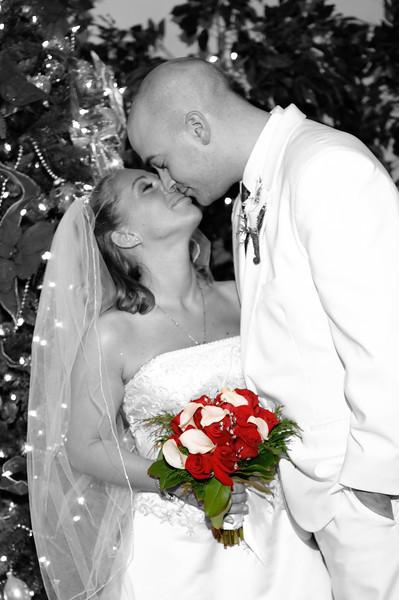 The LaRoche Wedding