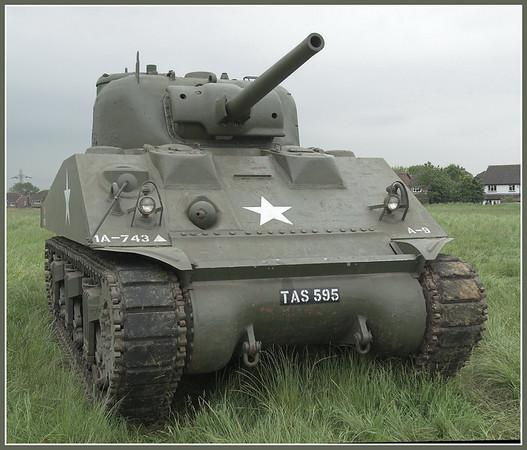 Sherman M4 A2