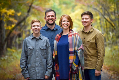 Wolfe Family Fall 2018