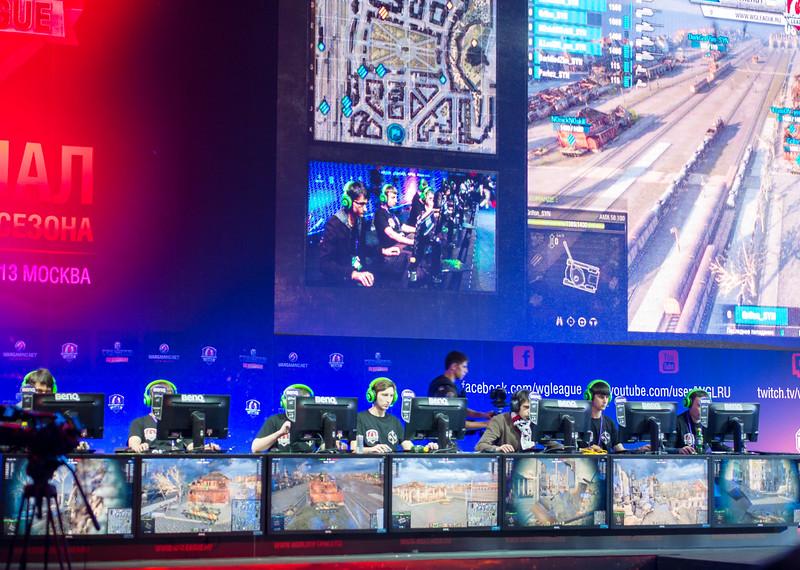 Cybersports at Igromir 2013