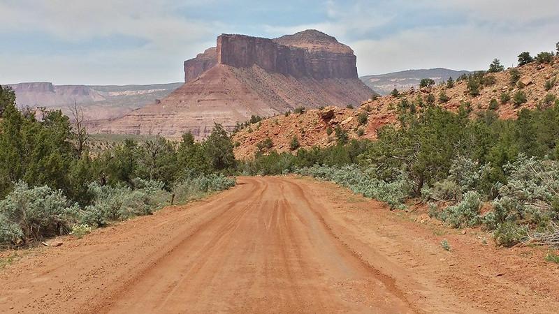 John Brown, Moab, Onion Creek, April 2013