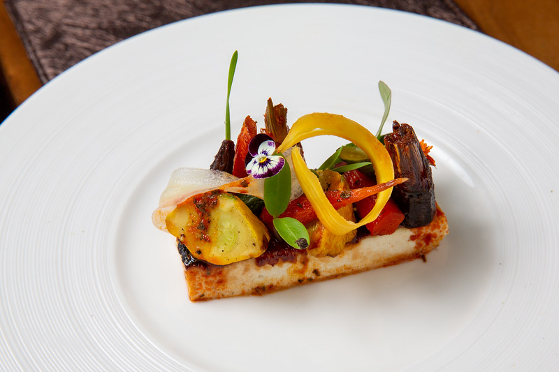 Vegetarian Menu at Ascend Bellevue