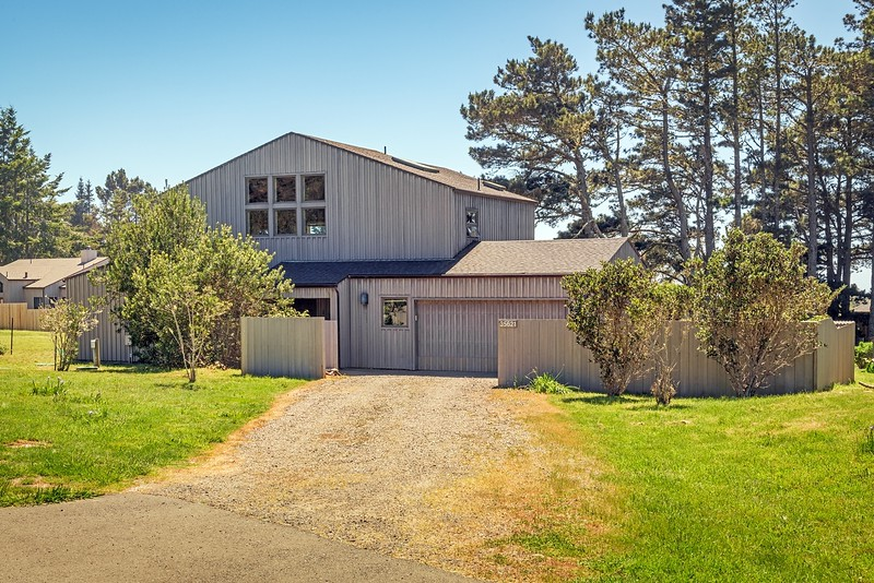 Timber Ridge, Sea Ranch, California