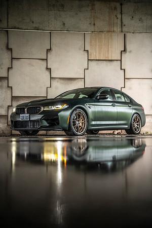 BMW Canada M5 CS