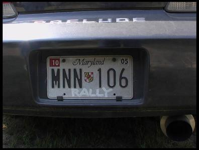 Maine Rally 2004