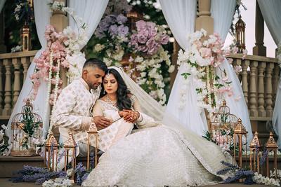 Zarina & Rafiq Nikkah