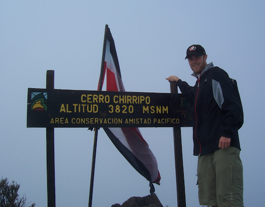 career break travel adventures in Costa Rica