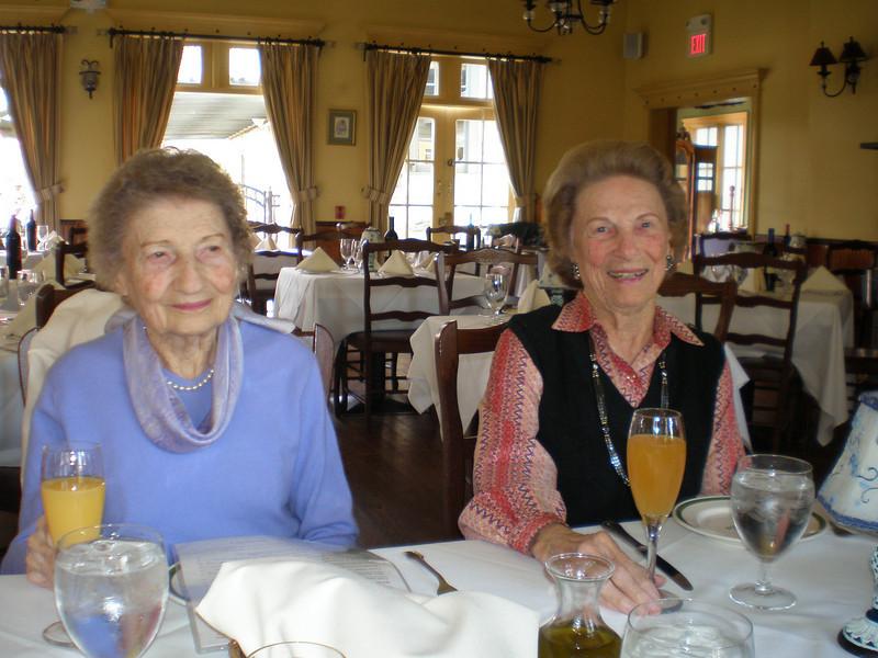 Helen & Amelia Weber
