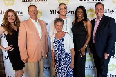 Miss Iowa 2017 - Sponsor Reception