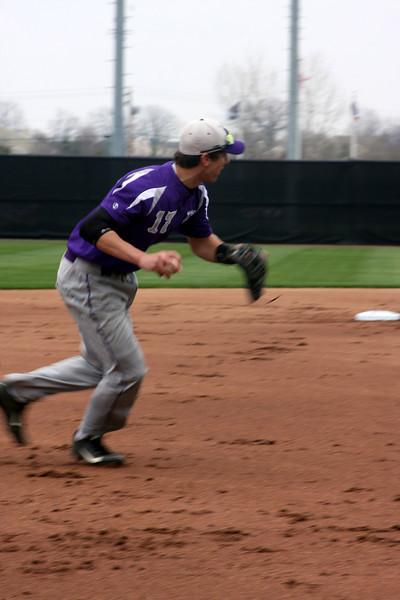 2014 Varsity Baseball vs. LaSalle