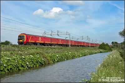 Class 325 (Royal Mail Railnet Unit)