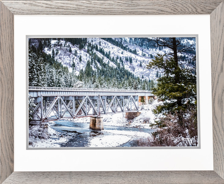 Bridge Over Payette