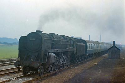 92221-92250 Built 1958 Crewe