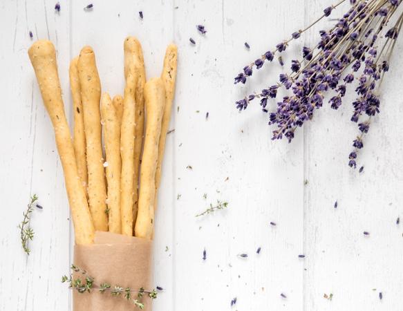 Traditional Vegan Breadsticks