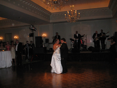 Rob & Emily Crawford's Wedding Reception