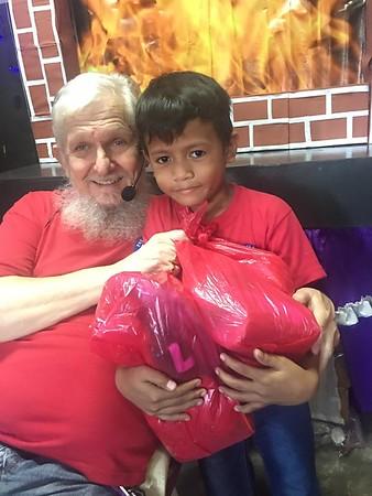 PBC Christmas Party for the Payatas Kids