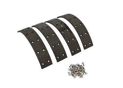 FORDSON MAJOR SERIES BRAKE SHOE LINING KIT