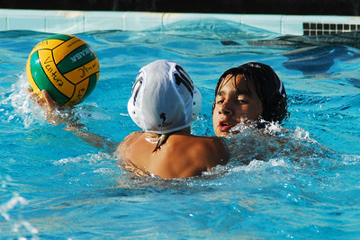 Ventura League - Santa Barbara Water Polo Club vs Gold Coast 14U DI 4/27/08  SBWPC