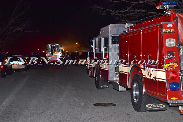 Levittown F.D. House Fire 98 Prentice Rd 2-24-12