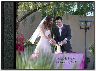 Alex & Stephen Wedding Album