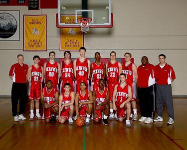 06-07 Mens Basketball