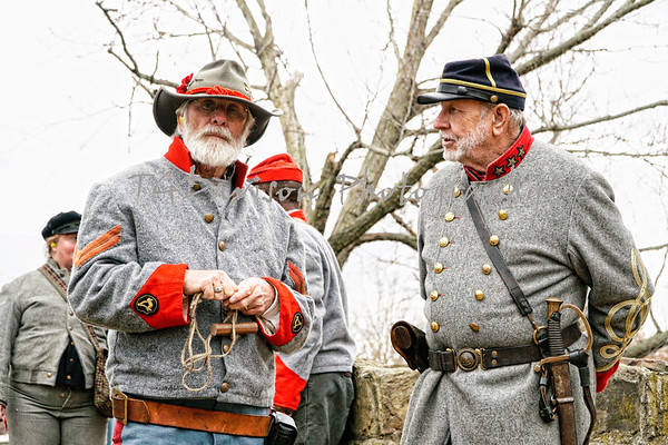Prairie Grove Battlefield State Park CW Event 2018