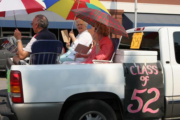 HHS Reunion Parade 2006