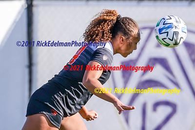 Spring 2021 Oregon State vs UW Women's Soccer