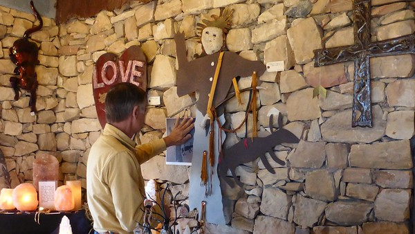 2014 Terlingua Artists' Calendar Reception