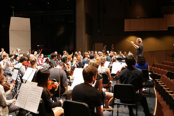 NMF Orchestra Rehearsal June 16 2012