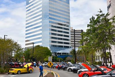 Mustang & Ford Car Show @ Jacksonville Landing - 3.31.18