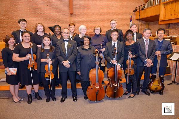 Prelude  Chamber Ensemble 2019