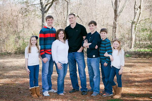 Fischer Family - 2015