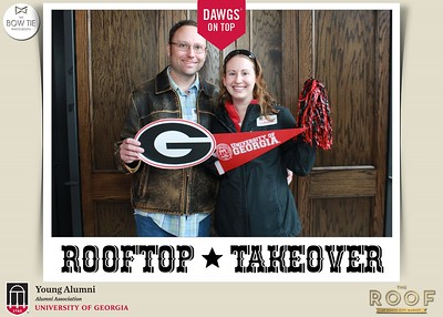 UGA Rooftop Takeover