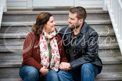 Jen & Joe {engagement session}