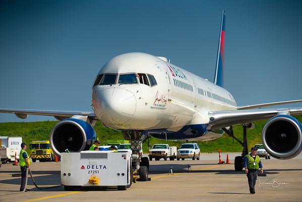 2018 Delta Jet Drag
