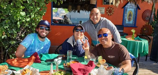 Baja Surf Strike - Team Diarrhea Mermaid