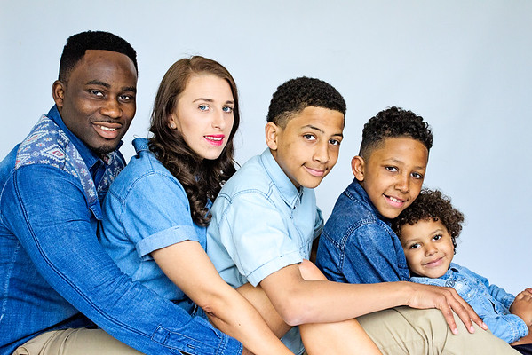 Gemma Allen - Family Photoshoot