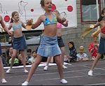 Video-clips schoolfeest