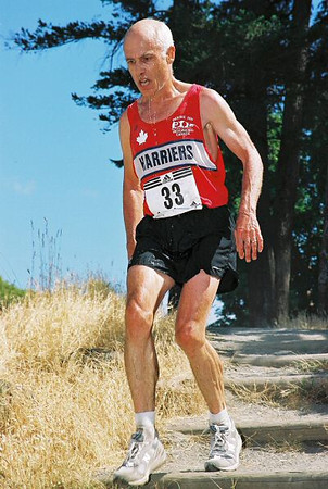 2003 Gutbuster Mount Doug - Bill Scriven had a great race