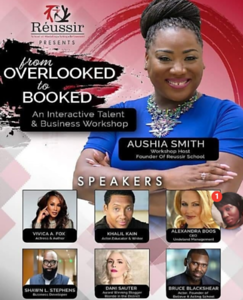 From Overlooked to Booked Workshop 9-22-18