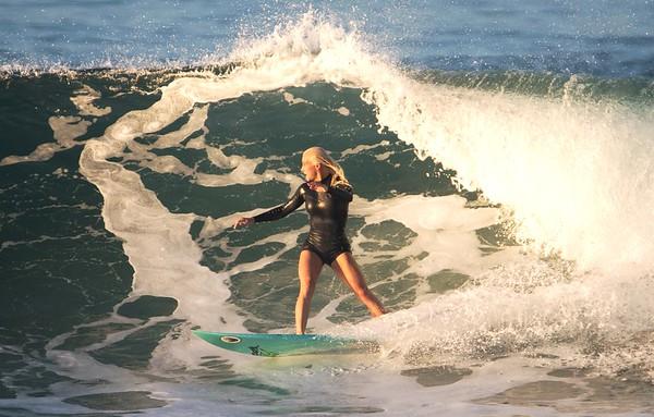 Pro Surfers Epic Athletes