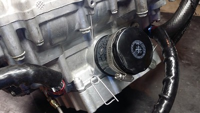 Oil Filter Anti-Loosen