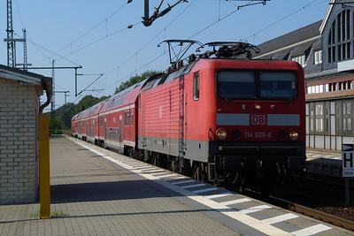 RSI Abroad: September 2012 Rostock/Potsdam/Cottbus