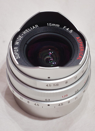 15mm Super Wide-Heliar