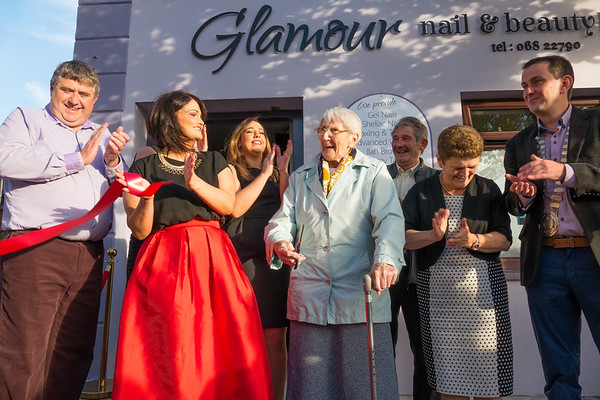 Glamour Opening
