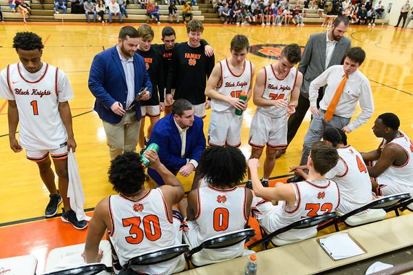NDHS Basketball vs Central Davidson 2020