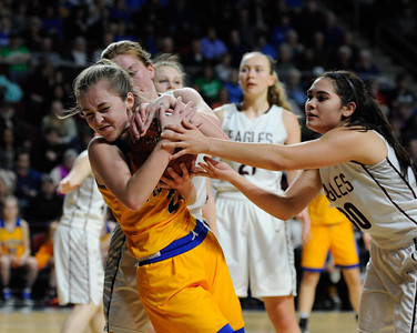 George Stevens Academy v. Piscataquis C Girls Semifinal