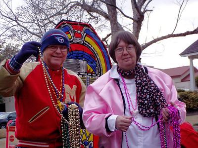 Minden Mardi Gras Parade - 2006