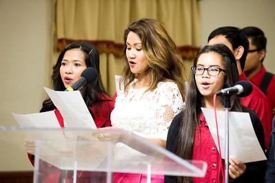 Harvest Church Christmas:  December 28, 2014